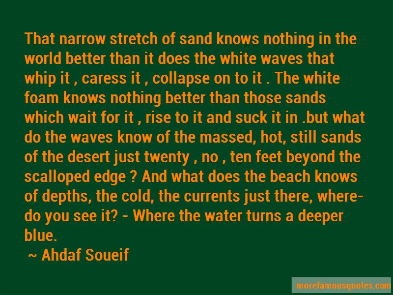Sand And Foam Quotes Pictures 3
