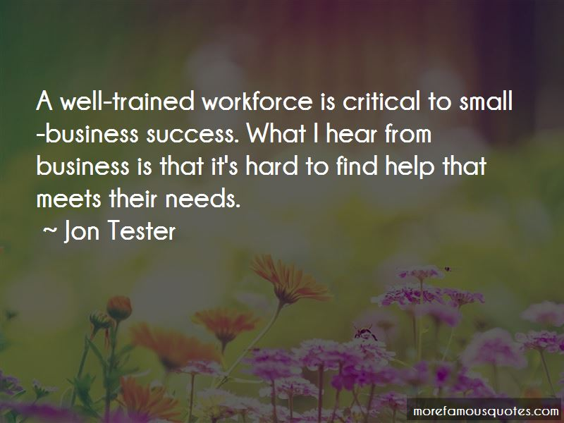 Trained Workforce Quotes Pictures 2