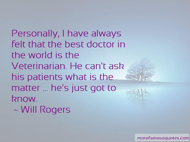 Best Veterinarian Quotes