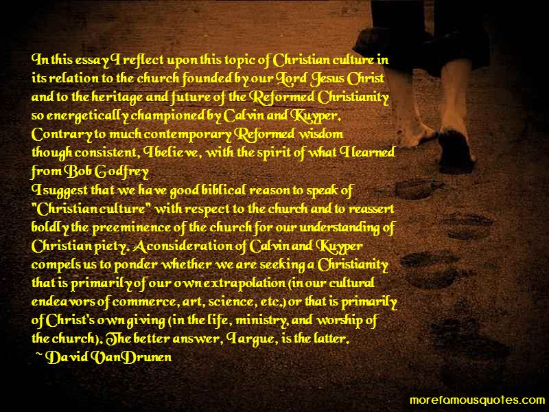 Christian Piety Quotes