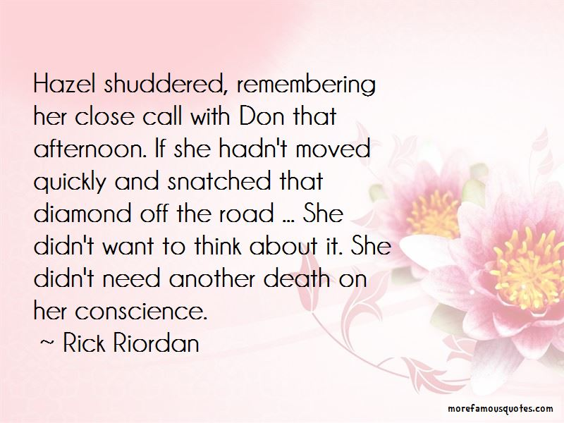 Close Call With Death Quotes Pictures 3
