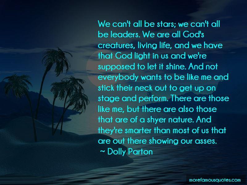 God Light Quotes