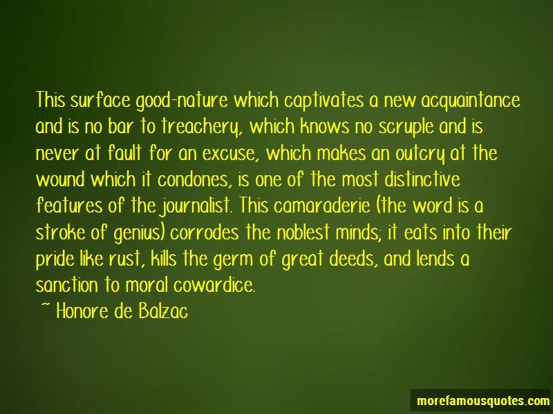 Good Camaraderie Quotes