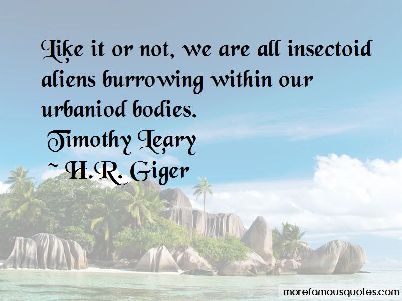 Leary Timothy Quotes Pictures 3