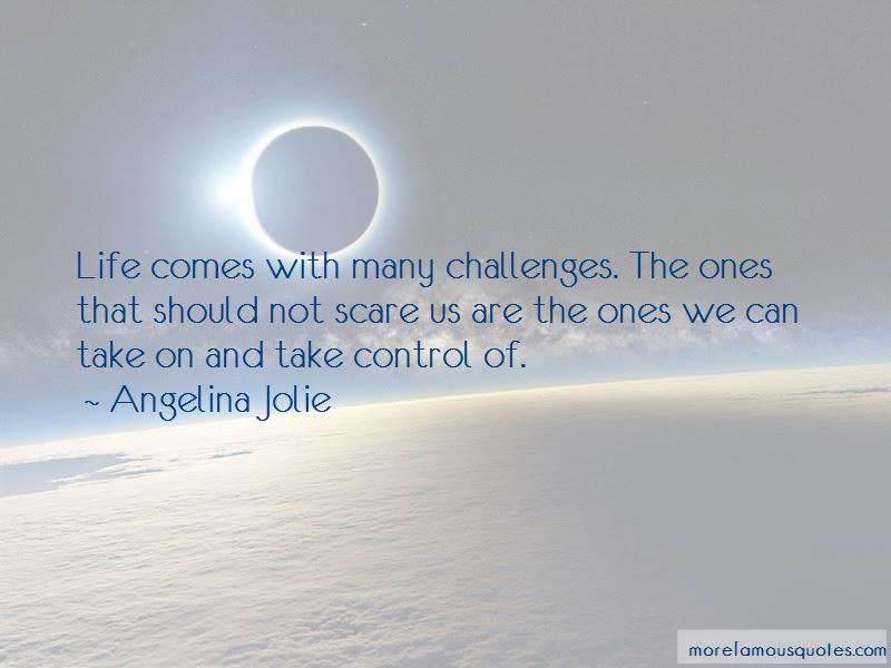 Life Comes With Challenges Quotes Pictures 2