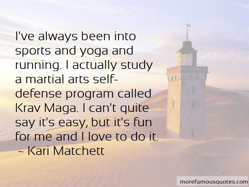 Martial Arts Self Defense Quotes