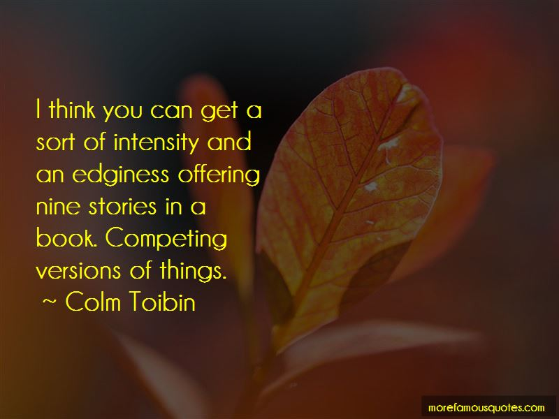 Nine Stories Quotes