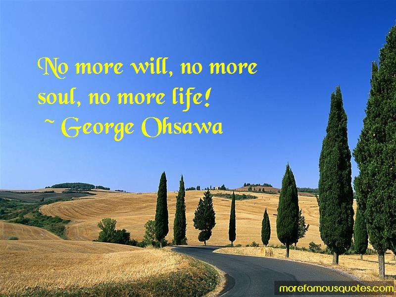 No More Life Quotes