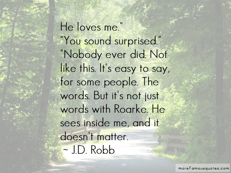 Nobody Loves You Like Me Quotes Pictures 4
