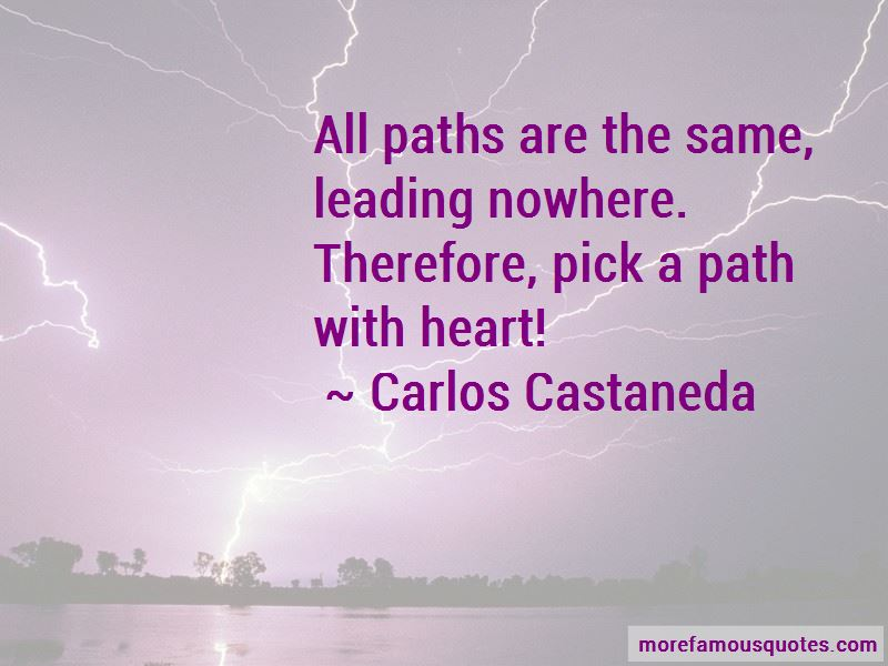 Path To Nowhere Quotes Pictures 2