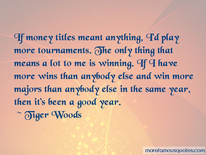 Quotes About A Good Year