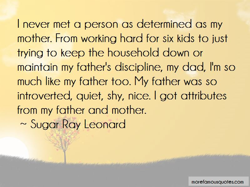 A Hard Working Father Quotes Pictures 4