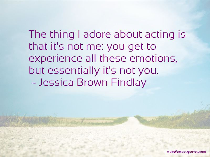 Acting On Emotions Quotes Pictures 4