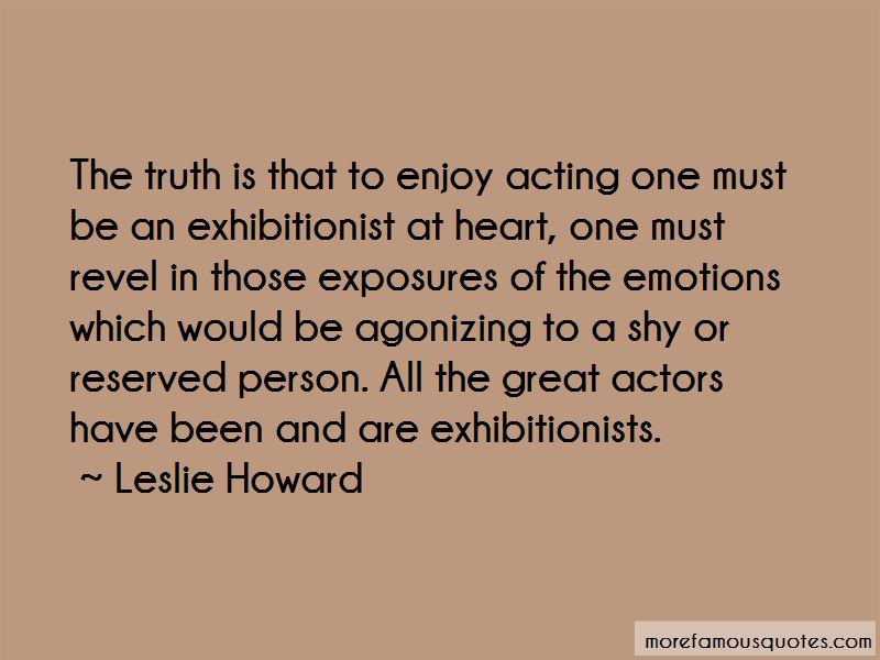Quotes About Acting On Emotions