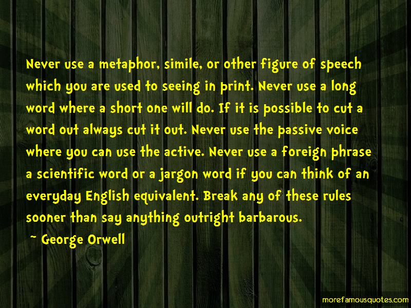 Quotes About Active And Passive Voice