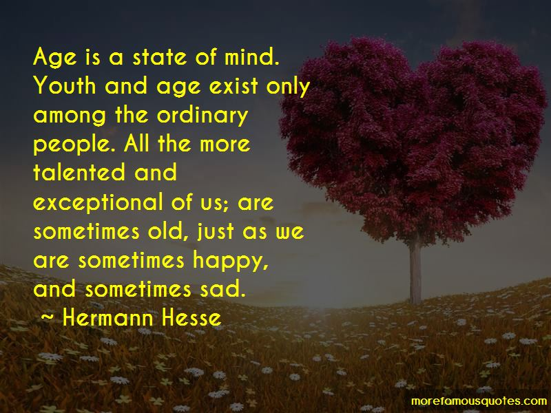 Age Is A State Of Mind Quotes Pictures 2