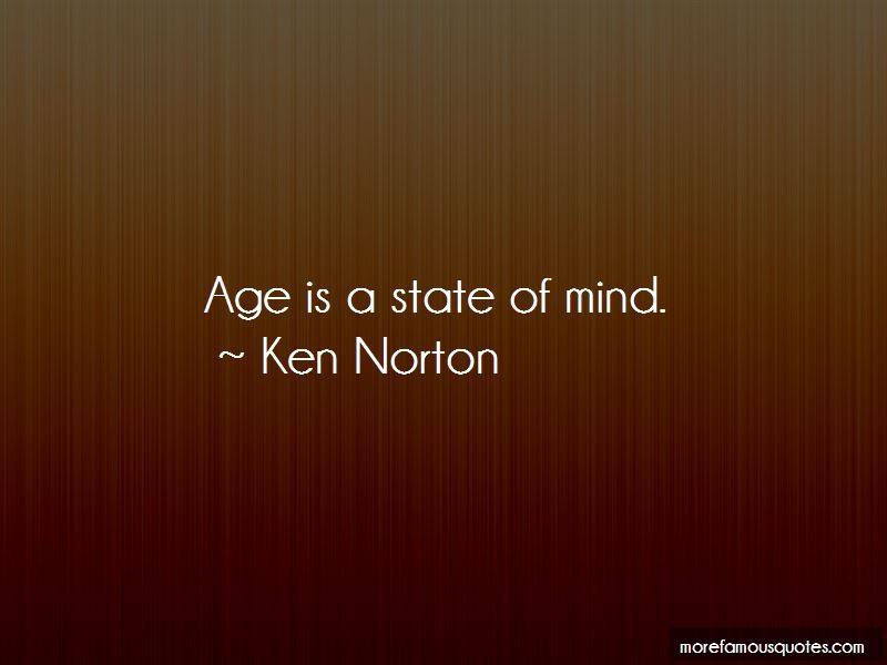 Age Is A State Of Mind Quotes Pictures 3