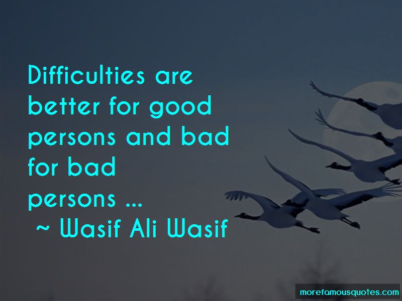 Quotes About Bad Persons