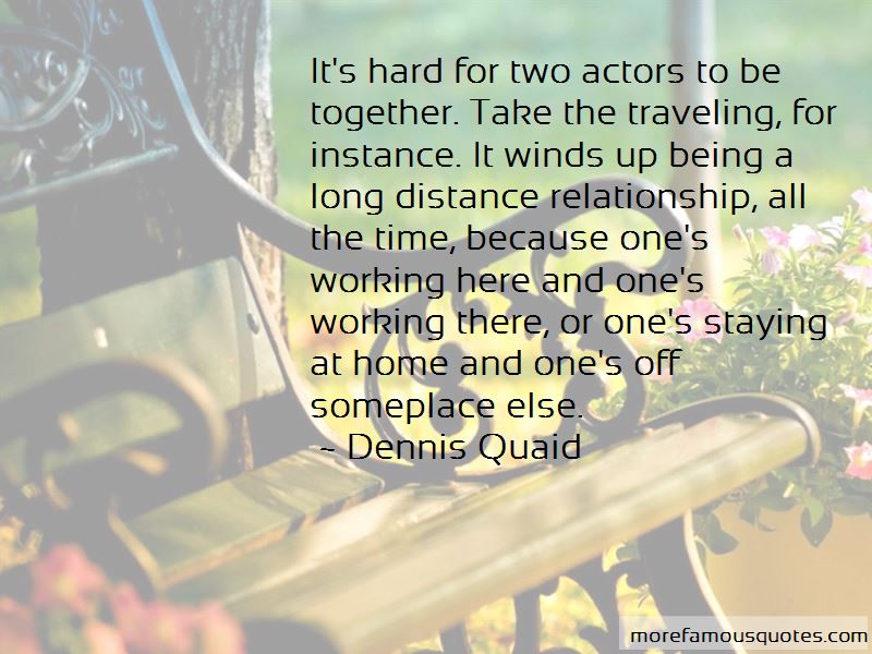 Quotes About Being In A Long Distance Relationship