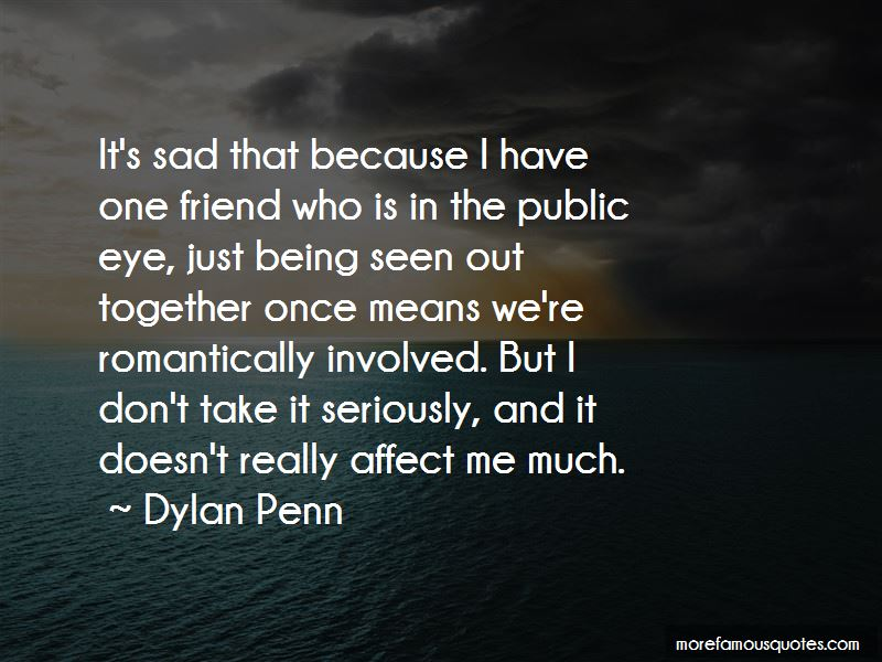 Being Sad Because Of A Friend Quotes Pictures 3