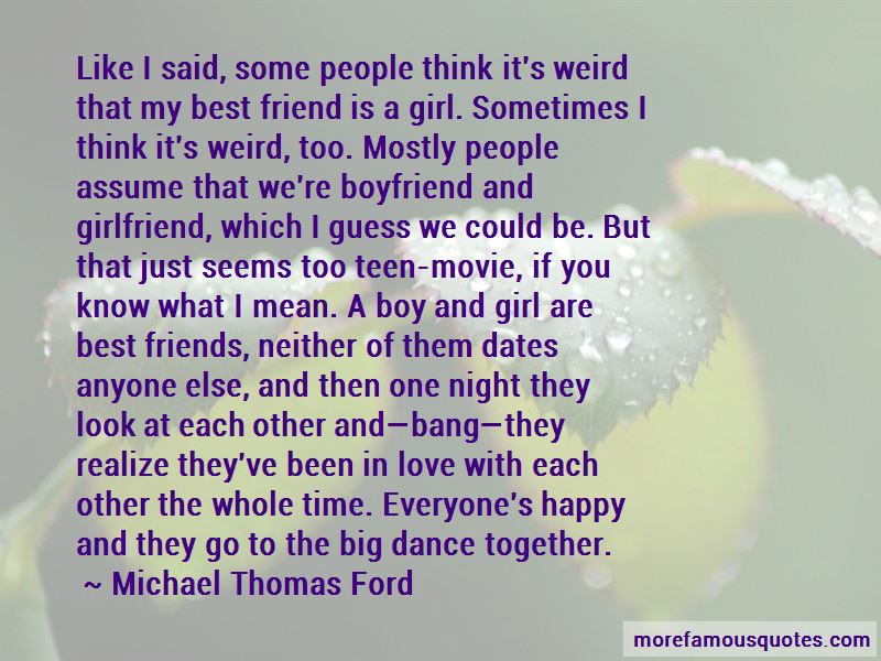 Quotes About Best Friends Boy And Girl