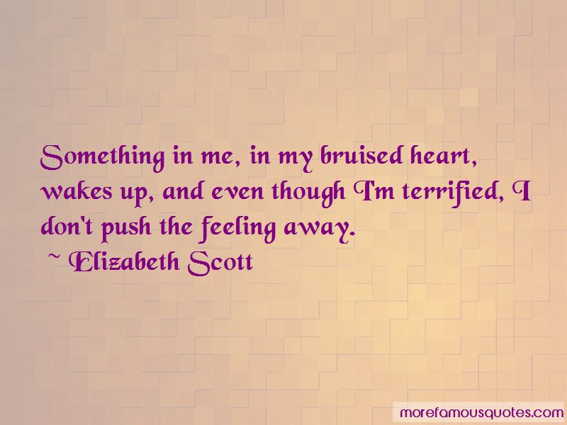 Quotes About Bruised Heart