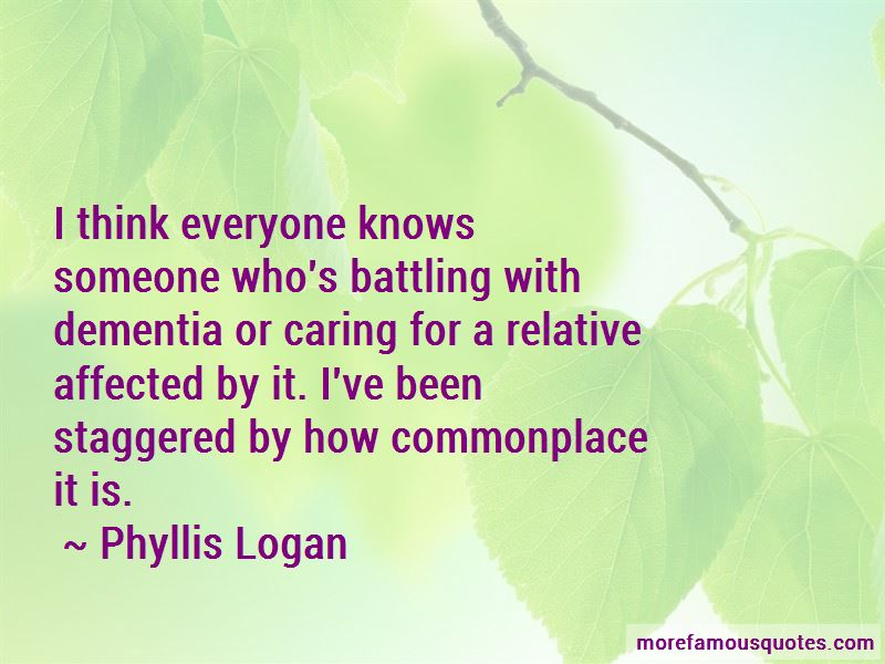 Quotes About Caring For Someone With Dementia