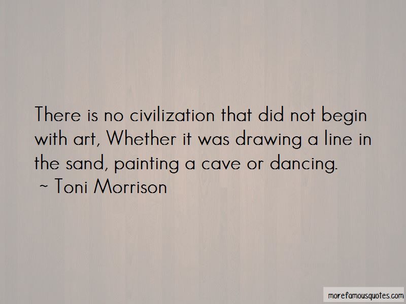 Quotes About Drawing A Line In The Sand