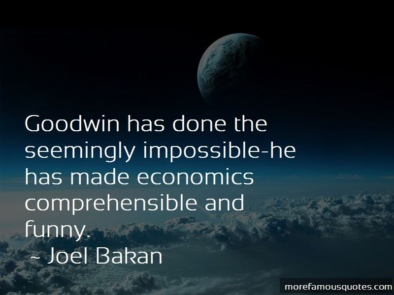 Quotes About Economics Funny