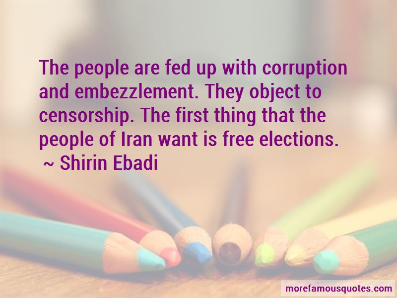 Quotes About Embezzlement