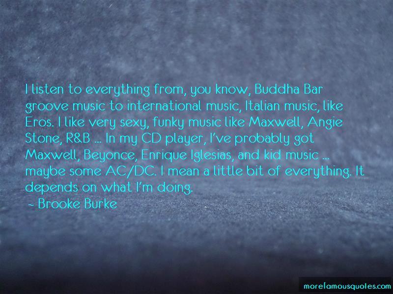 Quotes About Enrique Iglesias