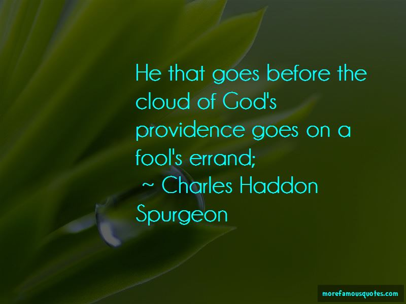God's Providence Quotes Pictures 4