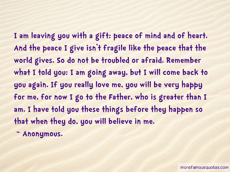 Going Away Quotes Pictures 4
