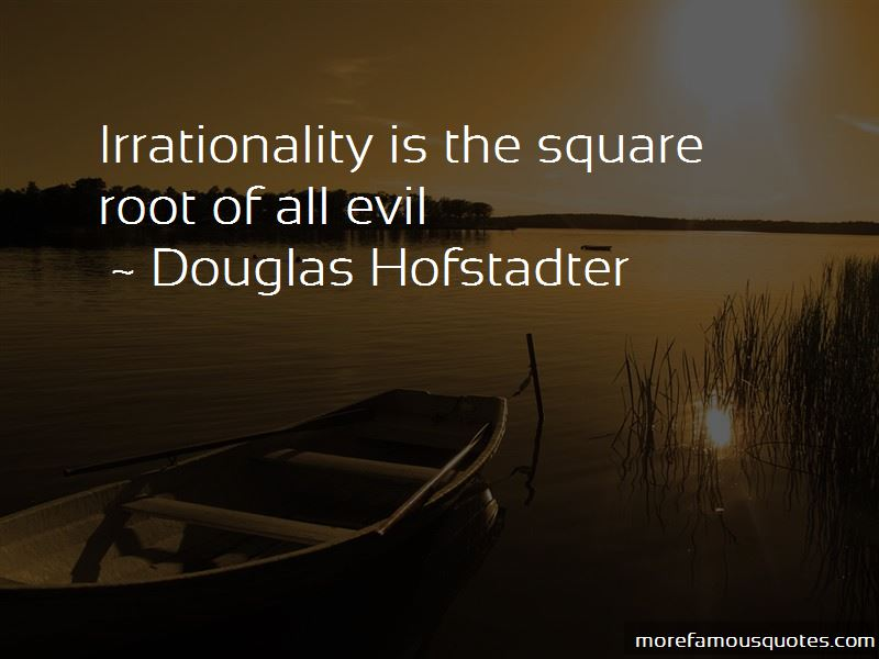 Quotes About Irrationality