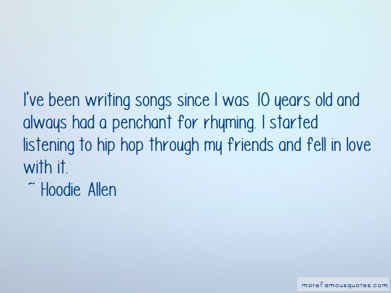 Quotes About Listening To Old Songs