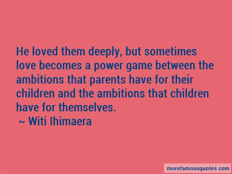 Love Between Parents Quotes Pictures 3
