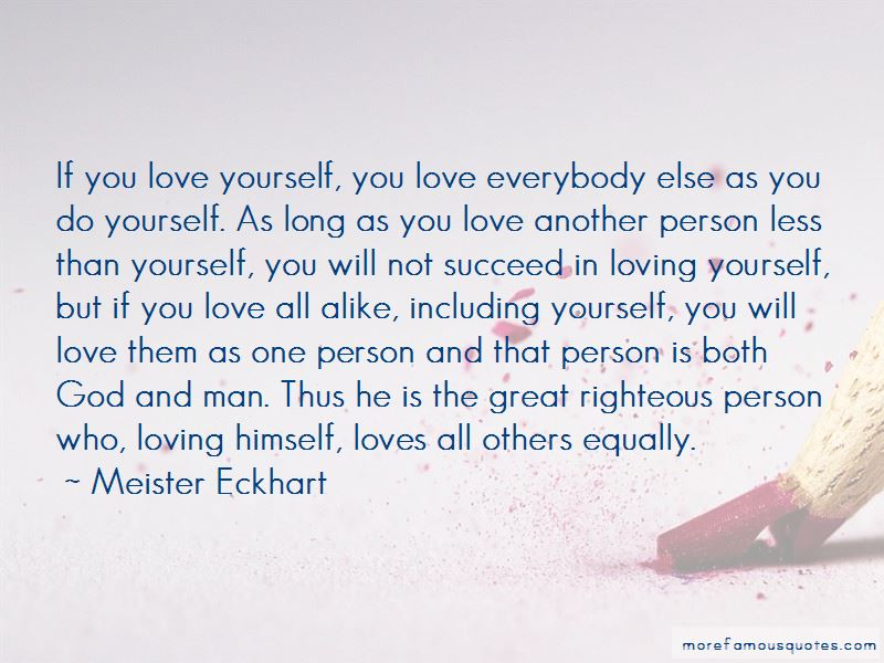 Quotes About Loving God And Yourself