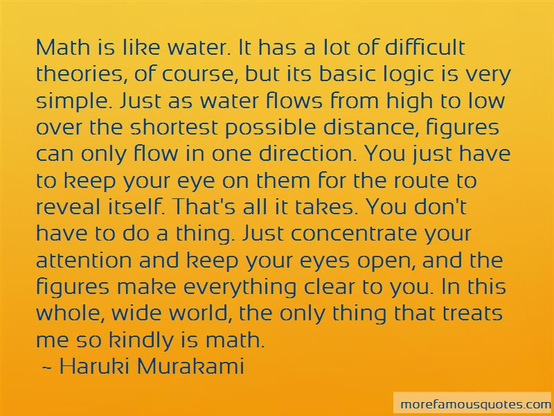 Math And Logic Quotes Pictures 4