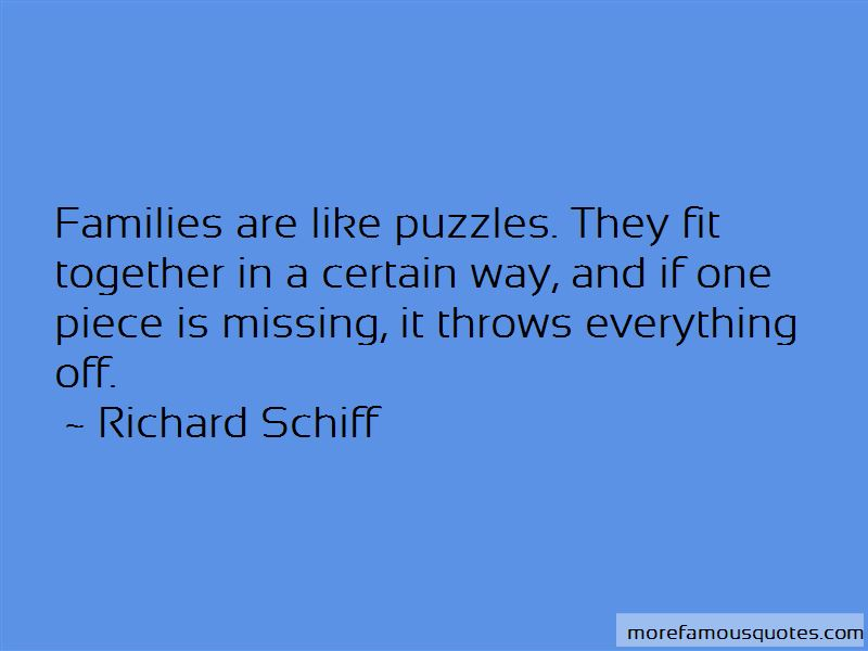 quotes about missing piece of the puzzles top missing piece of