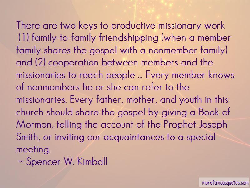 Missionaries Quotes Pictures 4