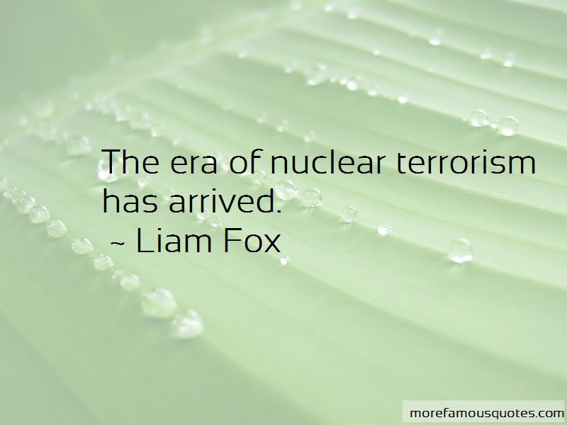 Nuclear Terrorism Quotes Pictures 2