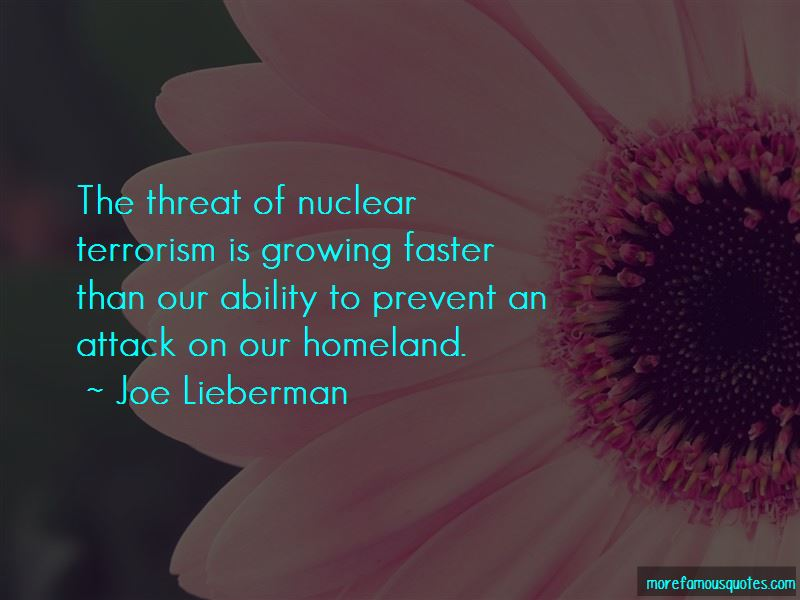 Nuclear Terrorism Quotes Pictures 3