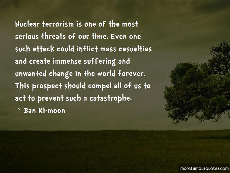Nuclear Terrorism Quotes Pictures 4