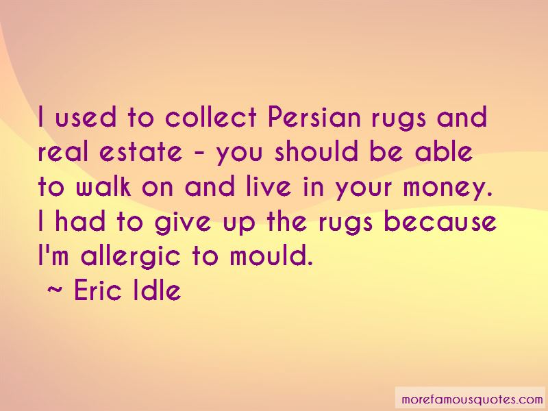 Quotes About Persian Rugs