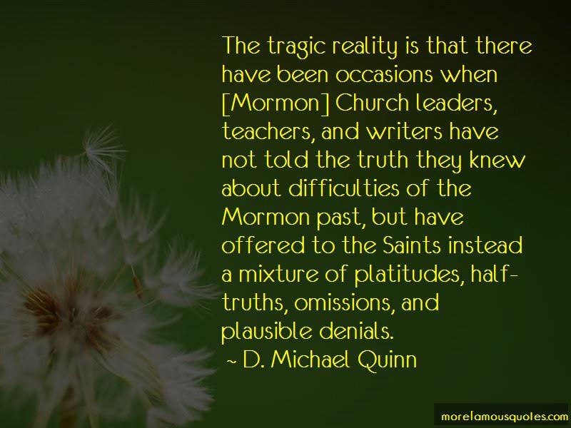 Quotes About Platitudes