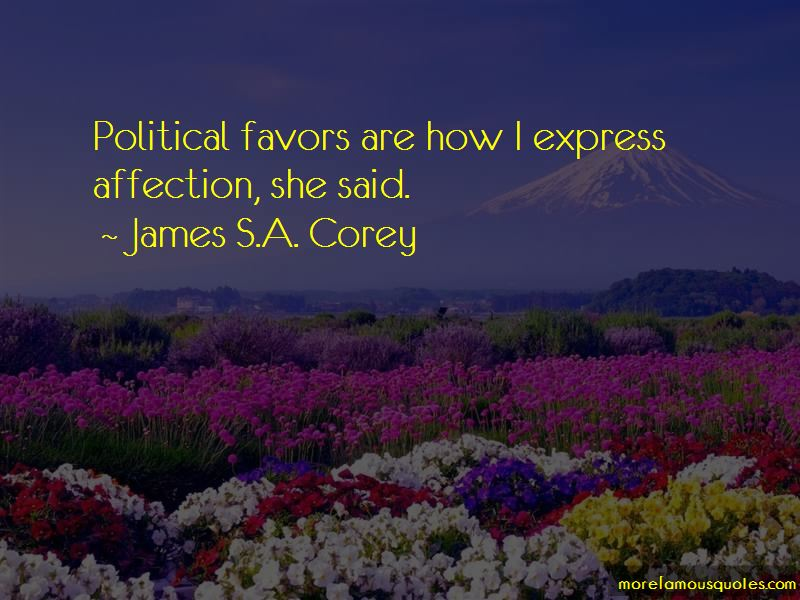 Political Favors Quotes Pictures 3