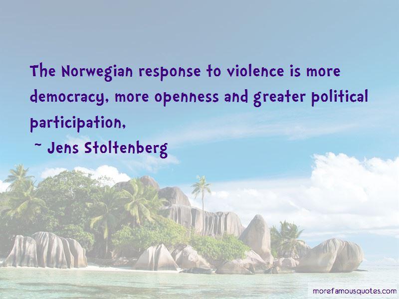 Quotes About Political Participation