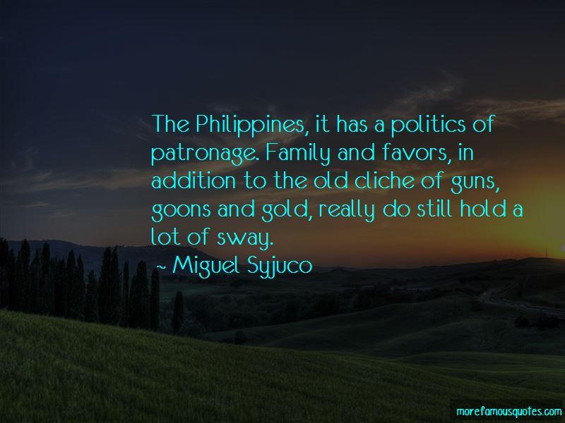 Politics In The Philippines Quotes Pictures 4