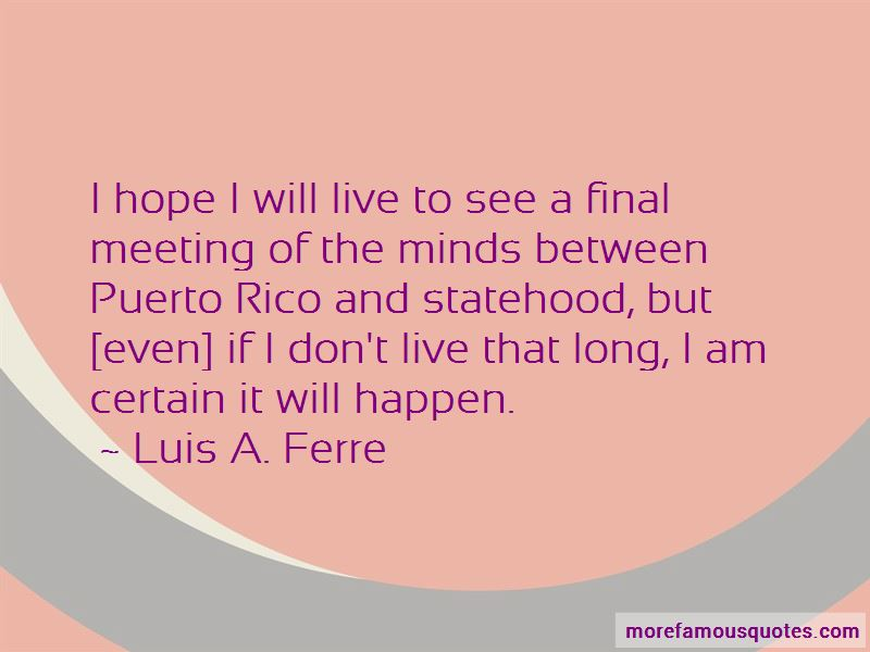 Quotes About Puerto Rico Statehood