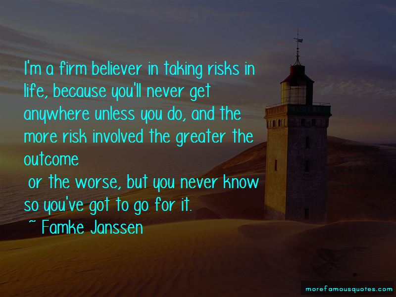 Risks In Life Quotes Pictures 3